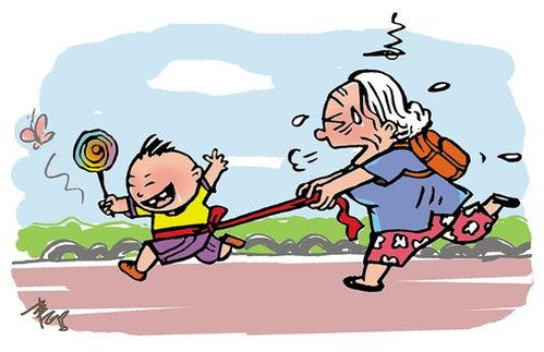 如何看待老人帮带孙子却被儿子儿媳赶出家门?